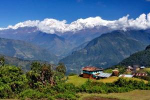 Nepal-Baglung-Pani-L